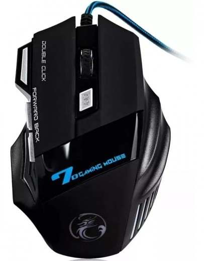 mouse gamer 3200dpi for the game led gaming